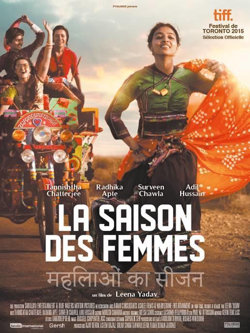 La saison des femmes (indiennes et rebelles)