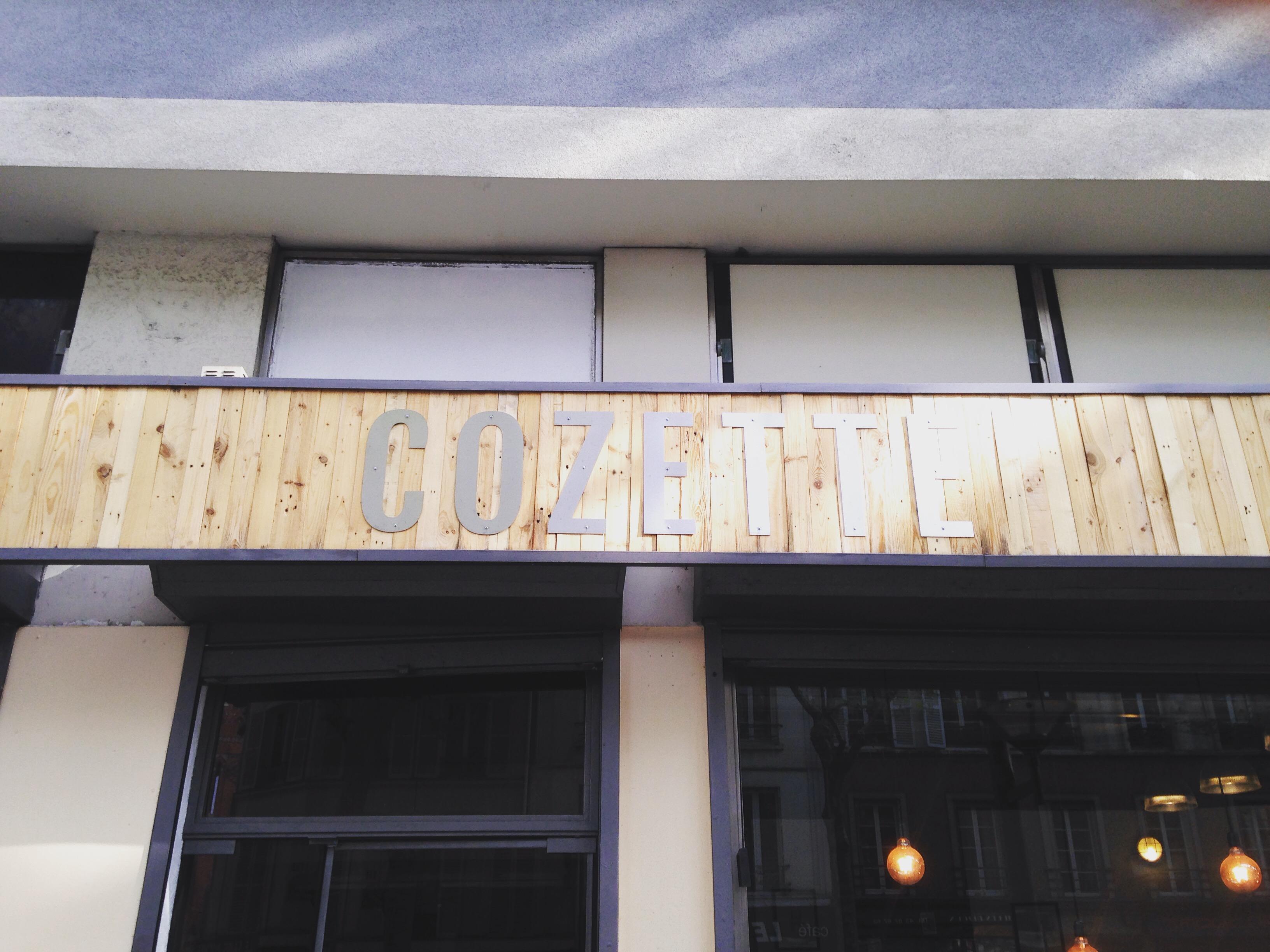"""On a bu un verre chez Cozette, premier """"dry bar"""" de Paris"""
