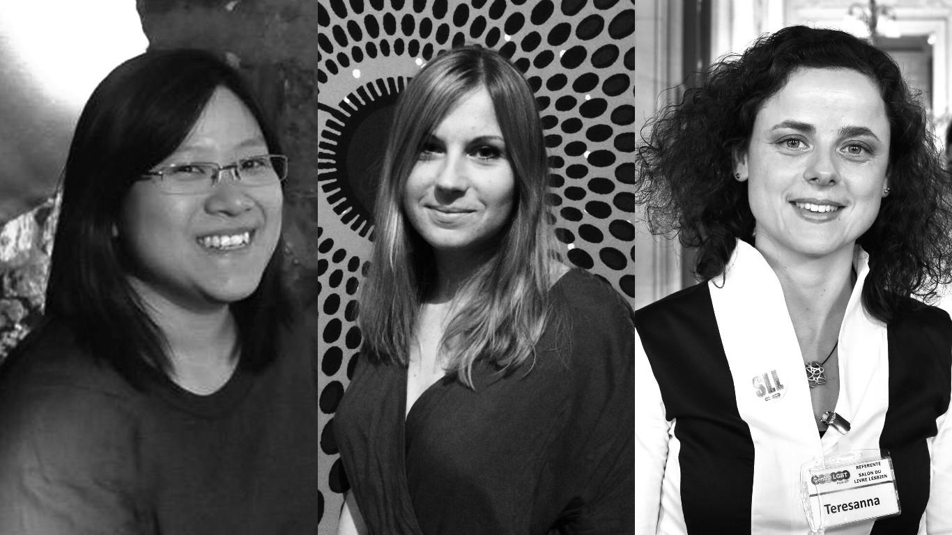 Salon du livre lesbien: un événement pour les grandes absentes du monde littéraire