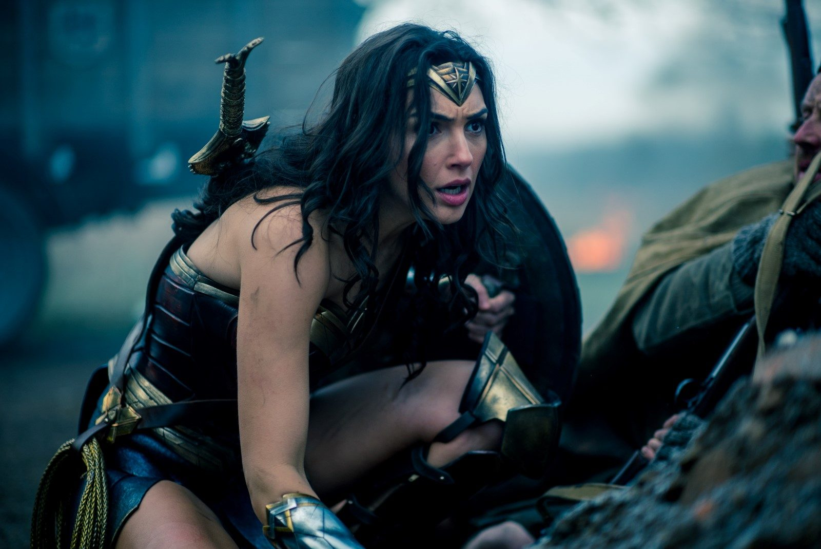 Wonder Woman, en guerre et contre tous
