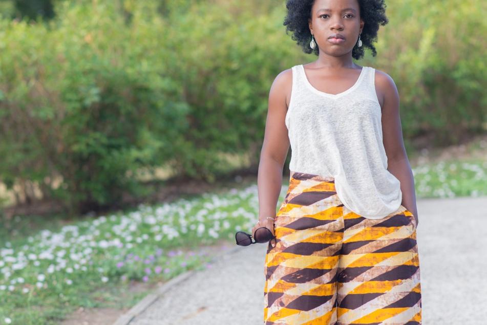La vie cachée de Jeka, humanitaire et styliste