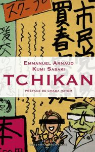 Couverture de Tchikan d'Emmanuel Arnaud