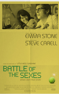 Affiche de Battle of Sexe