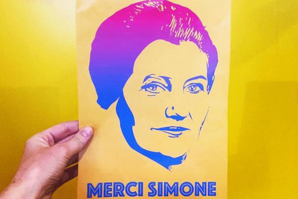 """Le collectif """"Merci Simone"""" : """"Nous voulons faire perdurer le visage de Madame Veil »"""