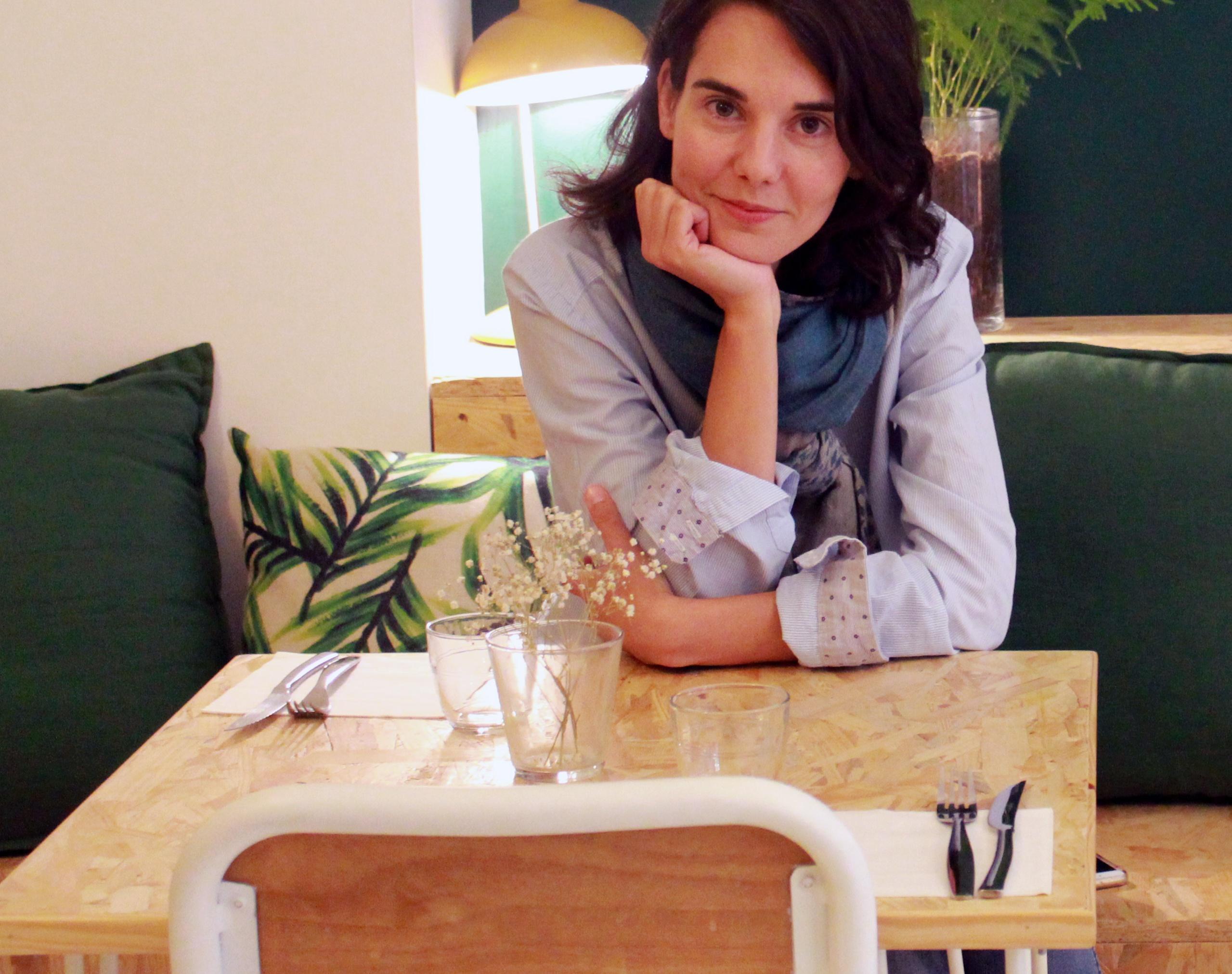 """Portrait de Vanina Denizot, fondatrice de la revue """"Soror"""""""