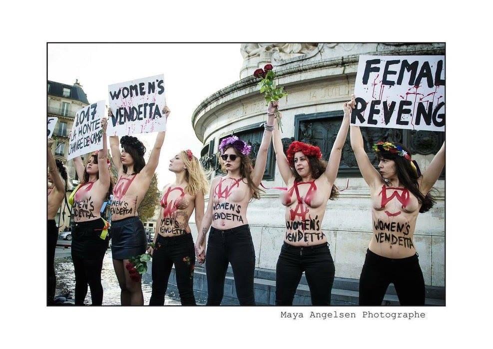 Les Femen fêtent leurs dix ans, retour sur un mouvement controversé