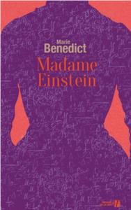 Couverture de Madame Einstein
