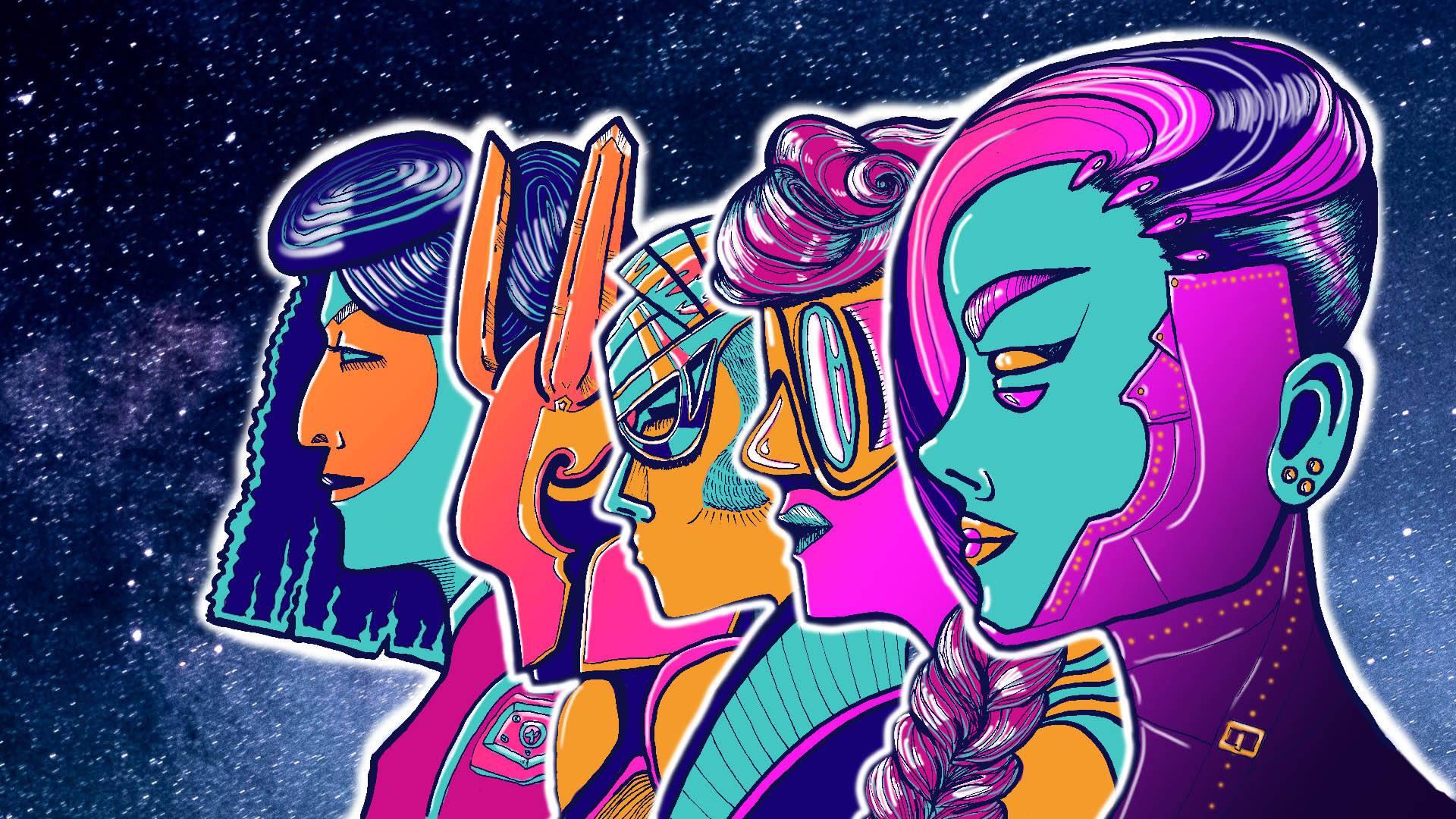 Table ronde des Aliennes: l'impact d'Internet sur le corps des femmes