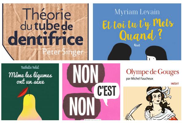 Sélection littéraire de juillet : cinq livres à apprécier au soleil