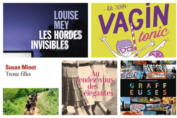Sélection littéraire : cinq livres écrits par des femmes à se procurer en août