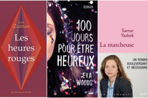 La rentrée littéraire des Intelloes : trois livres écrits par des femmes