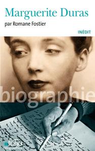 Marguerite Duras par Romane Fostier