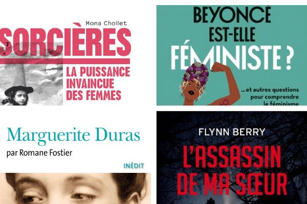 Sélection littéraire d'octobre: un livre ensorcelant et trois écrits passionnants