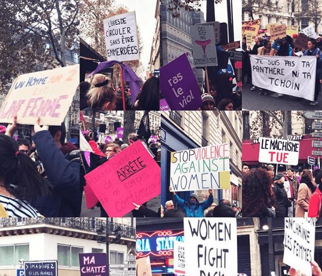 Marches contre les violences faites aux femmes : le début d'une longue série à venir