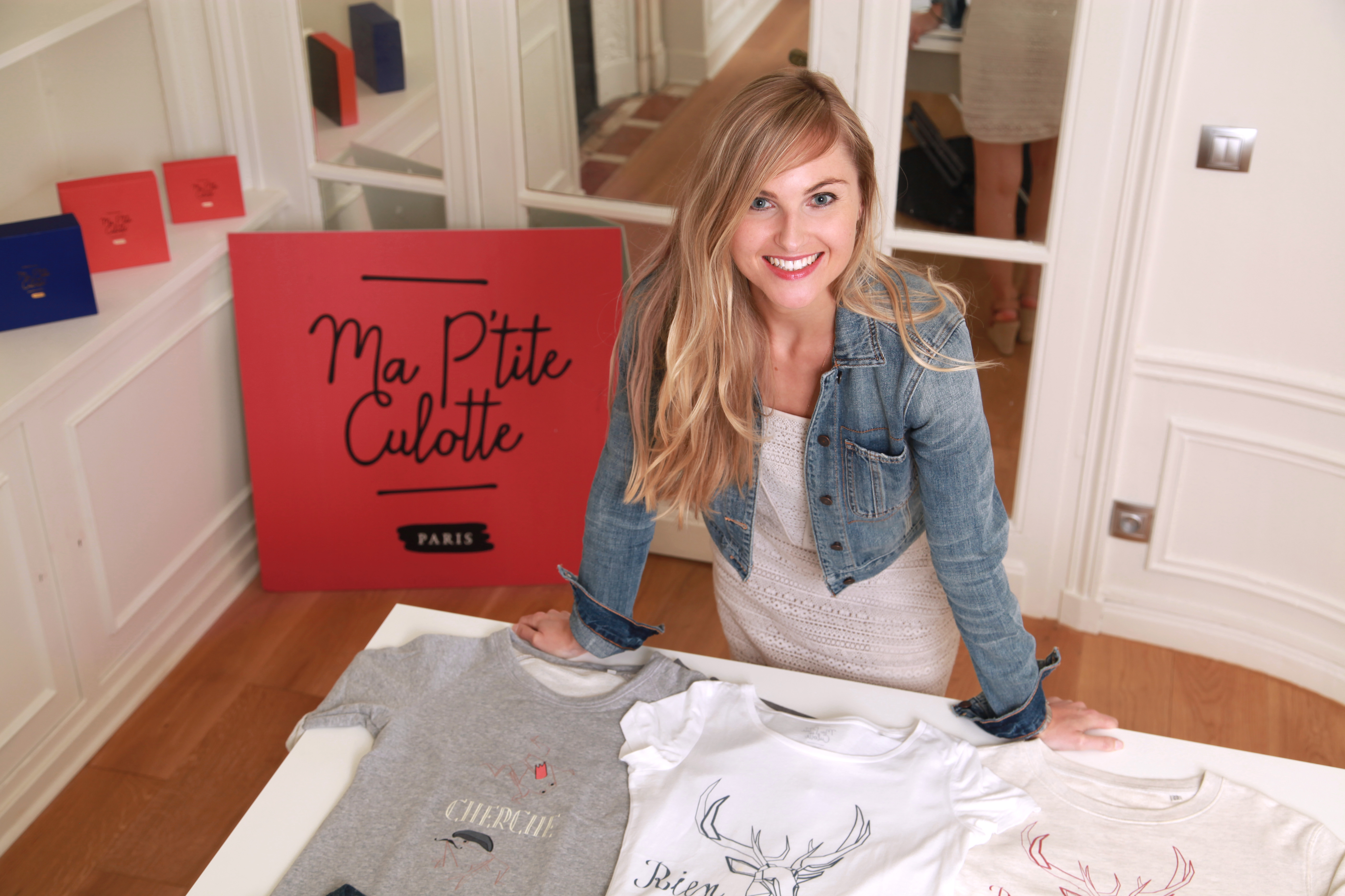 Inspirante : A 25 ans, elle a fondé sa marque de lingerie